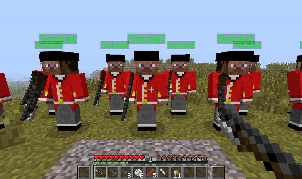 Скачать Custom NPCs для Minecraft 1.6.4 - RU-M.ORG
