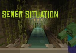 Sewer Situation [Redstone Minigame] Minecraft