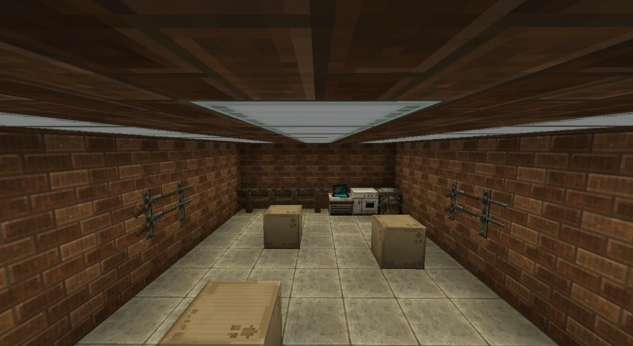 Inside The Safehouse.