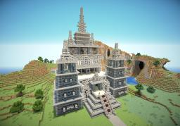 Advanced Aztec City Center (Medium) Minecraft