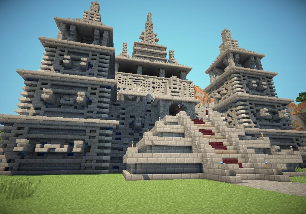 Advanced Aztec City Center