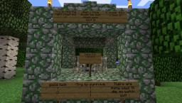 Survival, Try to find the chest Minecraft Map & Project
