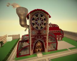 Cogwheel factory Minecraft Map & Project
