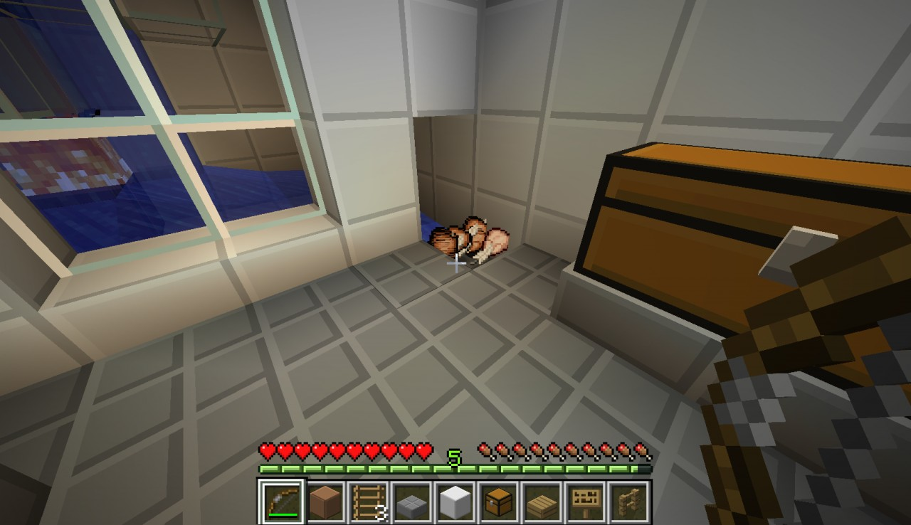 how to get a chicken egg in minecraft