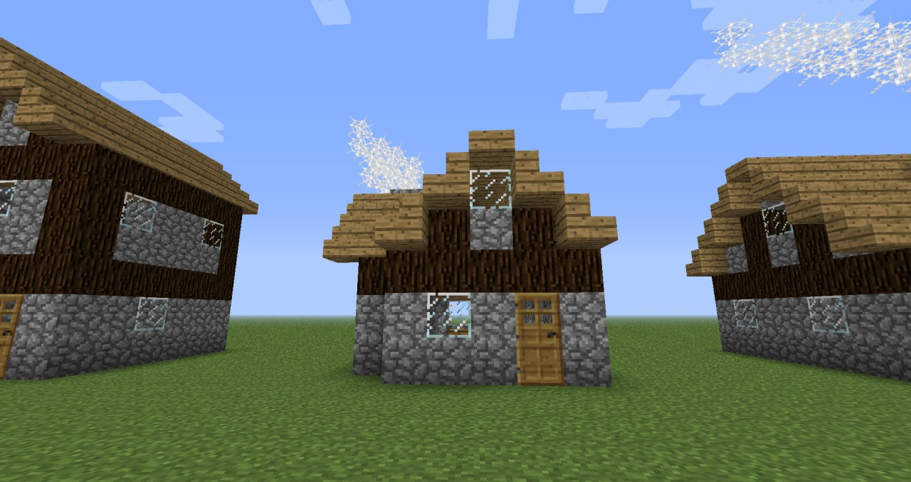 10 very nice medieval houses minecraft project Pictures of really nice houses