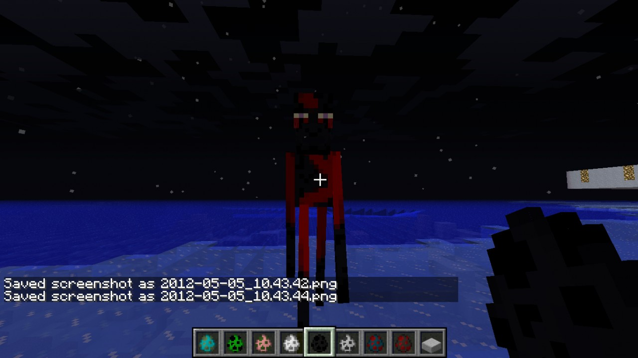 an enderman