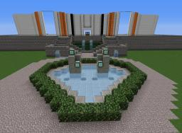 Shopping Centre Minecraft Map & Project
