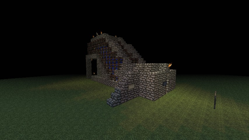 how to make a pig trap in minecraft