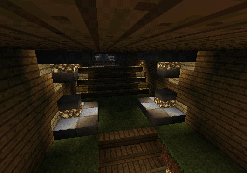 Cool lighting in minecraft. Its actually a pretty funish map. & Cool lighting in minecraft. Its actually a pretty funish map ...