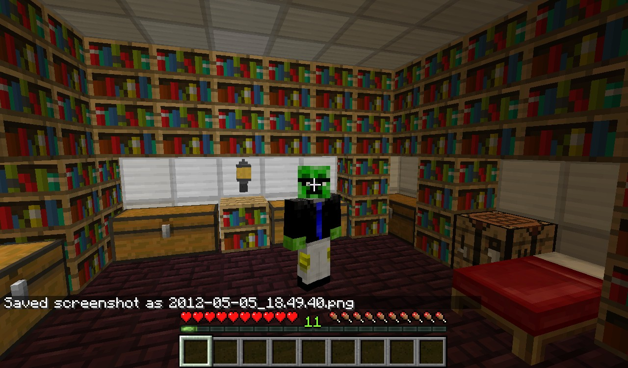 Dream House Read Description First Minecraft Project