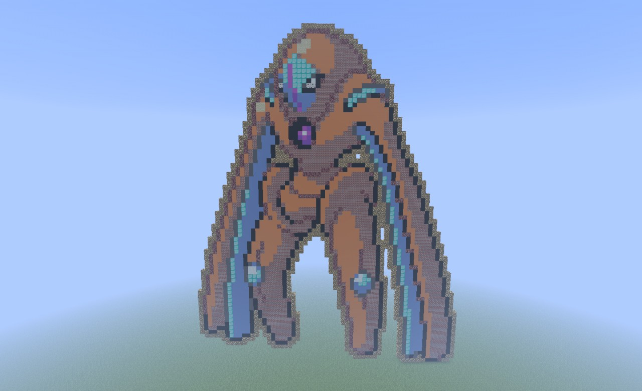 how to change deoxys form in soul silver