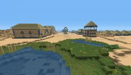 Menaphyth- Egyptian town Minecraft Map & Project