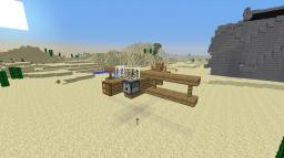 Small Fighter Plane Minecraft