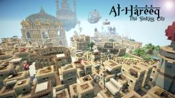 Al-Hareeq The Sinking City WITH DOWNLOAD! AND VIDEO Minecraft Map & Project