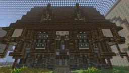 Skyrim/Noridc Themed Housing Techniques (Tips and Tricks) Minecraft Blog
