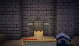 Arena (redstone doors + training camp) Minecraft Map & Project