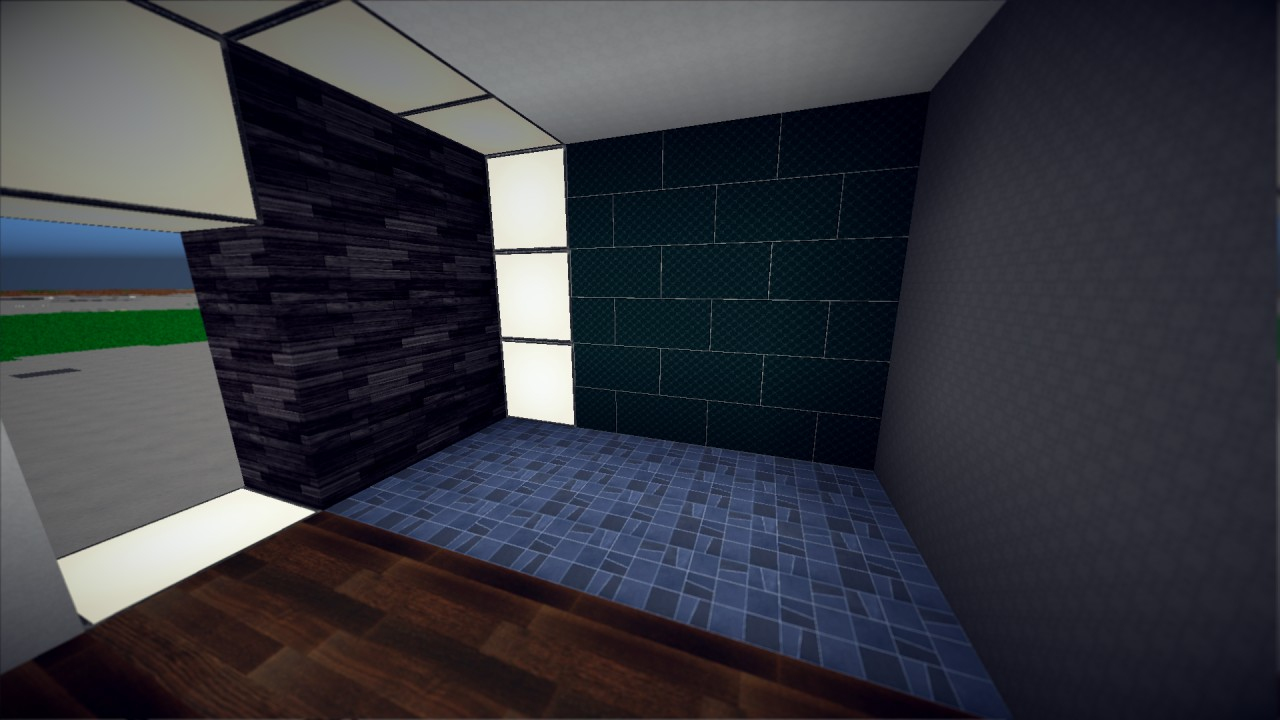 Some of the wall and floor textures