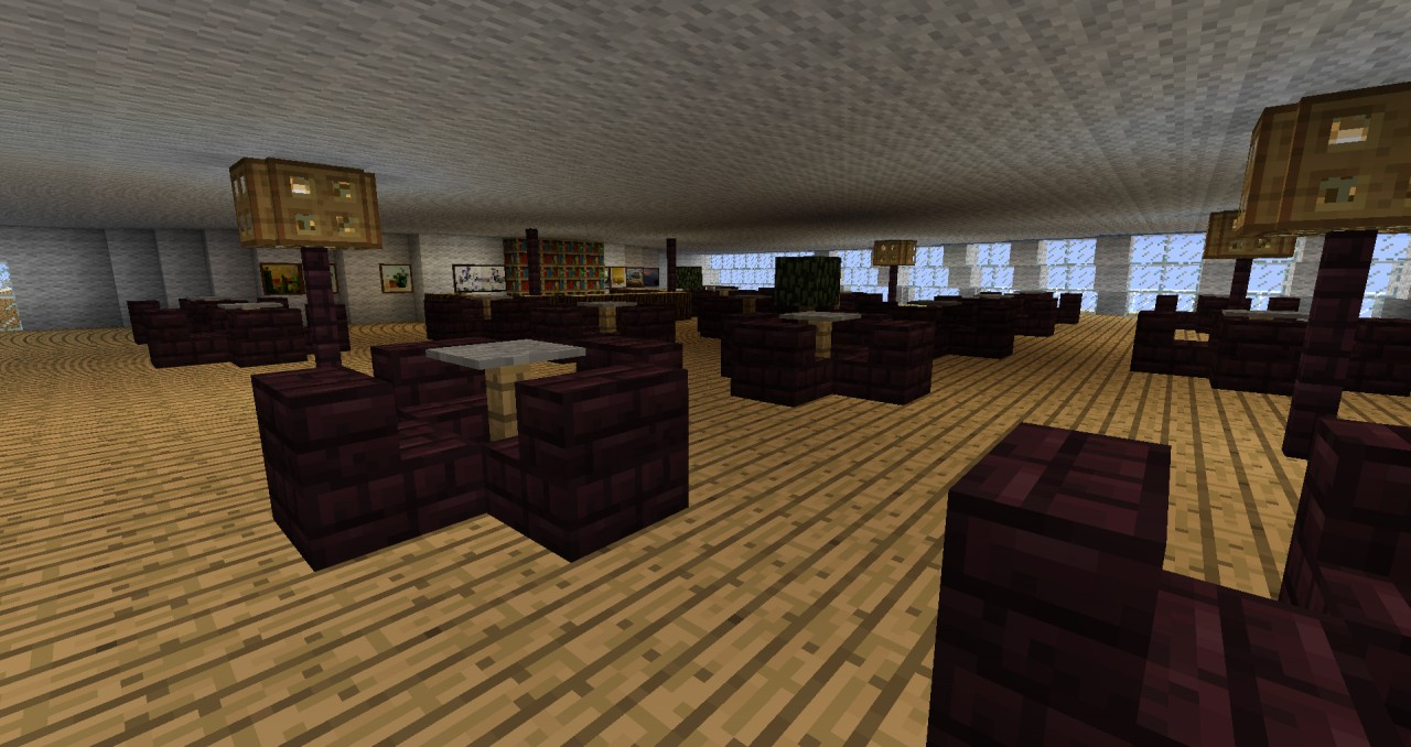 Huge Cruise Ship DOWNLOAD Minecraft Project