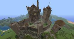 Masyaf assassin's creed Minecraft Map & Project