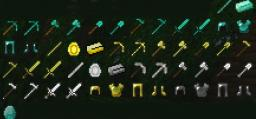 Heavy Items [More Tools, Weps, & Armor] Minecraft