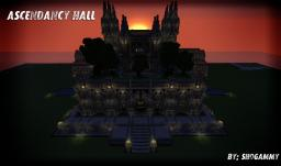 Ascendancy Hall (Now with download) Minecraft Map & Project