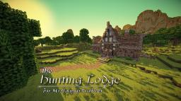 The Hunting Lodge - A pleasant hunting house nestled in the forest Minecraft Map & Project