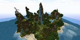Creation Island Minecraft Map & Project