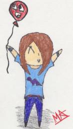 w00t! Dinowcookie chibi! Minecraft Blog Post