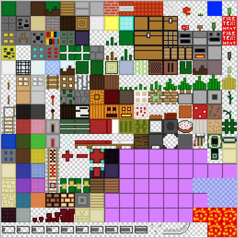 League's Blockle Pack - Beautifully Simplistic 16x16 Minecraft Texture Pack