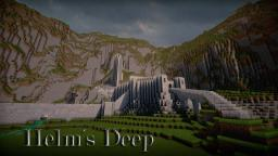 Helm's Deep -by Tolyboy Minecraft Project