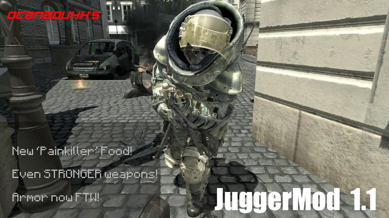 Juggermod 1 1 Beta Minecraft Mod