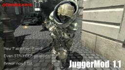 JuggerMod 1.1 BETA! Minecraft