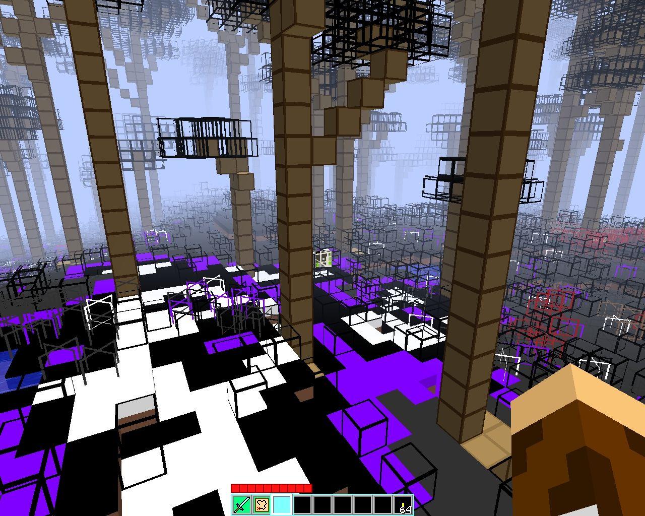 TemplateCraft by Tenuto_ SUSPENDED Minecraft Texture Pack