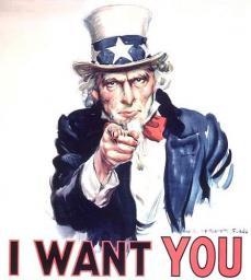 I Want YOU! Minecraft Blog