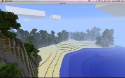 Island Lost in Time Minecraft Project