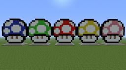 Shrooms of all colors Minecraft Blog