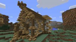Wintersand Manor II [YOUTUBE VIDEO] [SERVER IP] Minecraft Map & Project