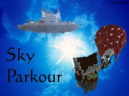 Sky Parkour - Floating Islands Minecraft Map & Project