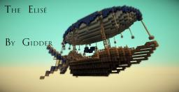 Airship || The Elisé Minecraft Map & Project