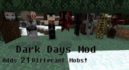 [1.2.5] Minecraft Dark Days Mod v2.0 Minecraft
