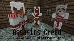 [1.2.5] Assasins Creed Revelations Mod Minecraft Mod