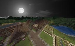 Detailed Survival Village! Minecraft Map & Project