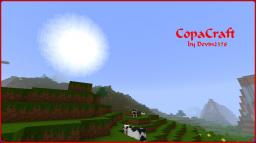 (16x)(1.5.2/13w19a) CopaCraft (v0.9.75) Minecraft Texture Pack