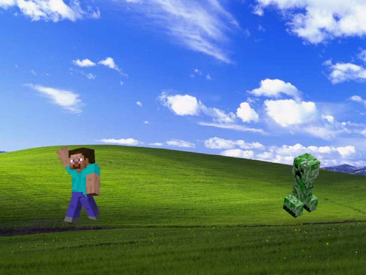 Top Wallpaper Minecraft Windows 7 - creper_2153359  Gallery_446960.jpg