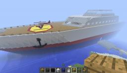 Modern Yacht! Minecraft Map & Project