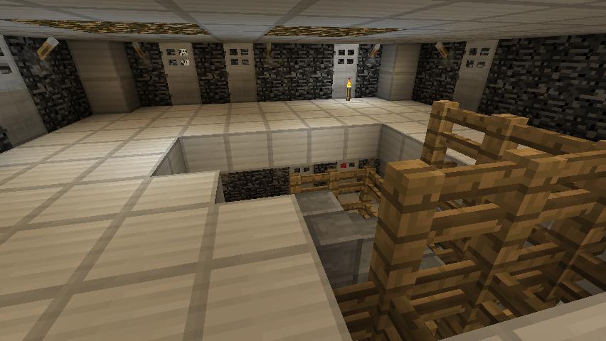 Minecraft State Prison Minecraft Map