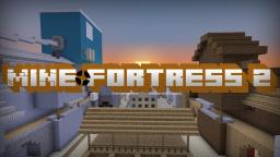 2Fort - Team Fortress 2 - Playable in Minecraft! Minecraft Project