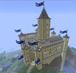 Lemuria server spawn Minecraft Map & Project