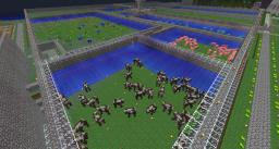 Simple Animal Farm Minecraft Map & Project