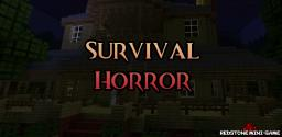 Survival Horror Minecraft Map & Project